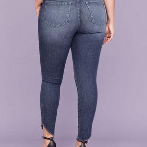 Lane Bryant Ultimate Stretch Skinny Jeans